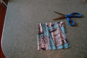 DIY No Sew Bow Tie Tutorial
